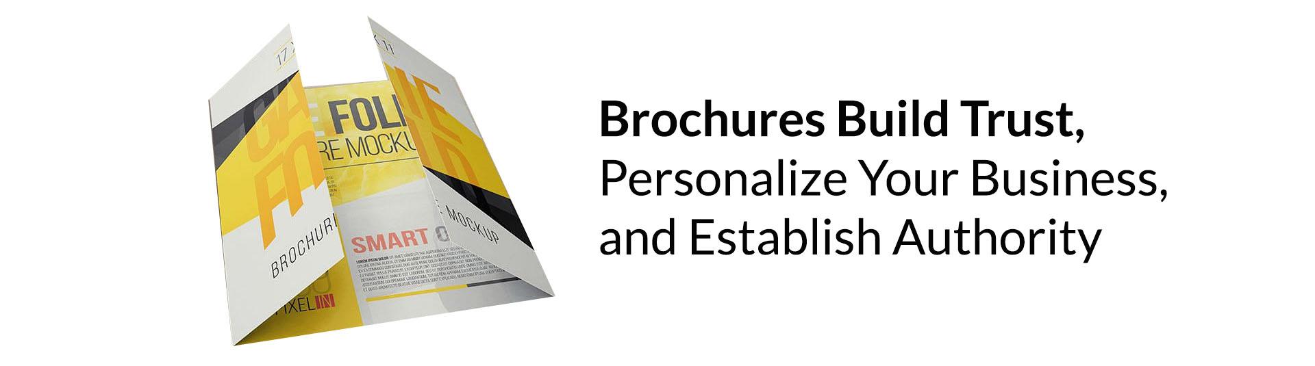 business company brochure design in greenville